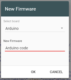New Firmware